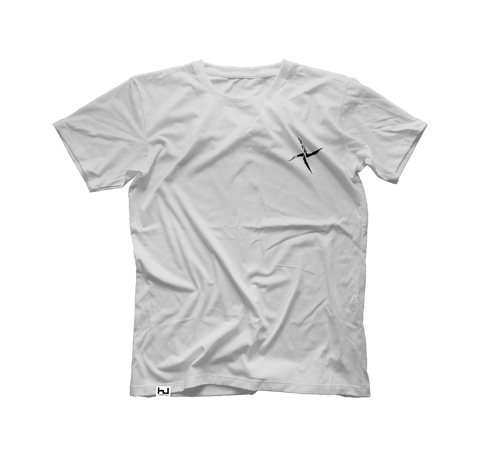 White Burial Chest Logo T-Shirt